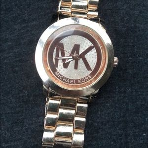 Off brand Michael Kors watch